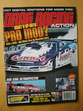 Drag Racing Action Magazine January 2003- What's Up With Pro Mod?