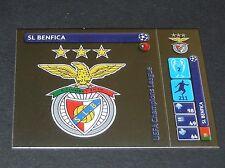 N°13 BENFICA LISBONNE PORTUGAL PANINI FOOTBALL UEFA CHAMPIONS LEAGUE 2014-2015