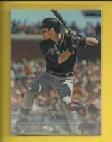 Christian Yelich 2015 Topps Stadium Club Card # 87 Milwaukee Brewers Baseball