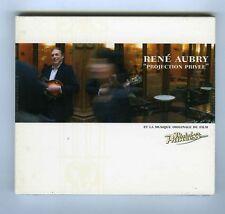CD (NEW) RENE AUBRY PROJECTION PRIVEE
