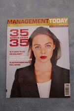 Management Today Magazine: July 2001, 35 Under 35, ExCon