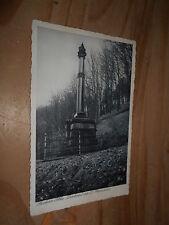 Saarbrücken Spicherer Höhe Denkmal der 12. Grenadiere ca. 40er Jahre Gasthaus Wo