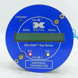 Detcon DM-5XX Micro Safe Gas Sensor IMI-332