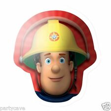 "FIREMAN SAM 23"" HEAD SUPERSHAPE FOIL BALLOON HELIUM QUALITY DECORATION"