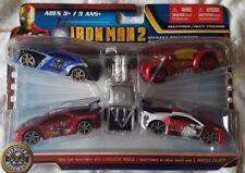 Iron Man 2 Diecast Collection  Multi-Pack 5 Diecast Vehicles 2010 Marvel NIB