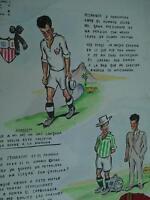 años 50 Domingo Wasaldua Villalba, Tropezones dice Las Palmas 2 Sevilla 1 Betis4