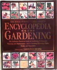 Royal Horticultural Society Encyclopedia of Gardening (Value Books)-Christopher