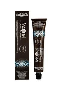 L'Oreal Majirel  Cool Cover Hair Colour  50ml Tube. Free P&P