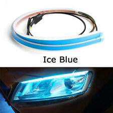 24Inch/60CM Flexible Flowing Car LED Strip Light DRL Daytime Running Turn Signal