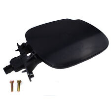 Black Fuel Cap Flap Petrol & Diesel For Renault Megane Scenic 99-03 7700428371