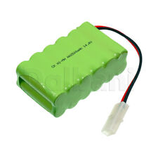 Rechargeable Battery Ni-MH AA with Cable 2 Pin 14.4V 2500mAh