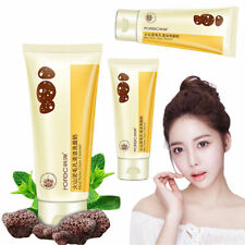 ROREC Volcanic Mud Clean Pore Cleanser Foam Natural Skin Сare Moisturizing 100g.