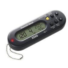 KORG HB-1 Humidi-Beat - Metronom, Feuchtigkeits- und Temperaturanzeige , schwarz