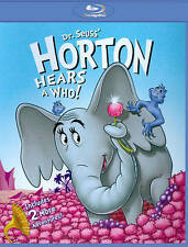 Dr. Seuss - Horton Hears a Who! Blu-ray Disc NEW Sealed