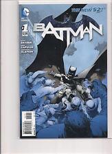 Batman #1 Fifth Printing 2011 2012 Comic Book. Scarce!