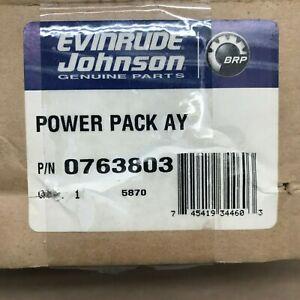 OEM Evinrude/Johnson Power Pack Part# 0763803