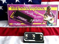 DigiTech Jimi Hendrix Experience Modelling Guitar Effect Pedal