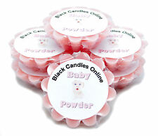 6 x Baby Powder Scented Wax Tart Melts