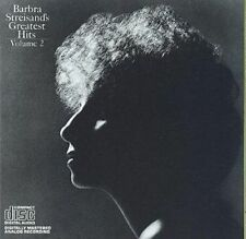 NEW Barbra Streisand's Greatest Hits, Vol. 2 (Audio CD)