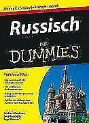 Russisch für Dummies von Serafima Gettys, Inge Wanner und Andrew Kaufman (2009, Taschenbuch)