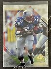 1997 SP Authentic Football #124 Curtis Martin New England Patriots HOF