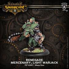 Warmachine: Mercenaries Renegade Light Warjack PIP 41009 Privateer Press NEW