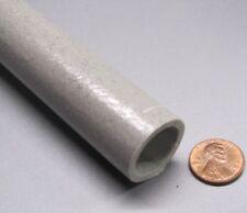 "Fiberglass Round Tube Grey  1.00"" OD x .750"" ID x 60"" Length"