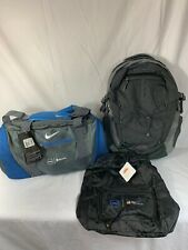 The North Face Borealis, Nike, Microsoft, Dell, Backpack Duffel Bag Gym Bag