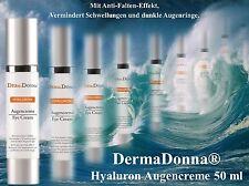 dermadonna Hyaluronique Crème pour les yeux des - 50 ml / 39,00 € ( 100 / 78,00