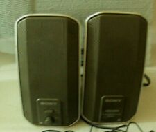 Sony SRS-A202 Computer Speakers with Mega Base