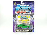Muscle Machines '70 Olds 442 03-36 NEW NOC 1/64 Scale Diecast