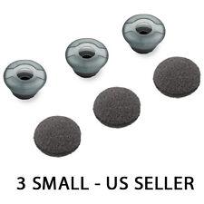3X klein für Plantronics Voyager Pro HD Headset Ear TIP Bud Gel Kanga-Eargels