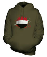 YEMEN FOOTBALL UNISEX HOODIE TOP GIFT WORLD CUP SPORT