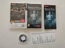 Silent hill shattered memories (reboot du 1) PSP Sony Playstation Portable FR