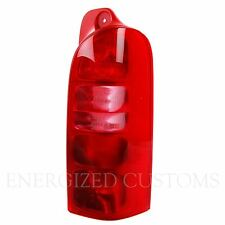 RENAULT MASTER MK2 1998-2003 REAR TAIL LIGHT DRIVERS SIDE O/S