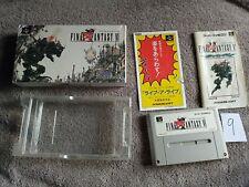 Final Fantasy 6 VI Super Famicom SFC NTSC-J Jap Japanese (9)