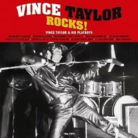 Vince Taylor - Rocks [New Vinyl LP] UK - Import