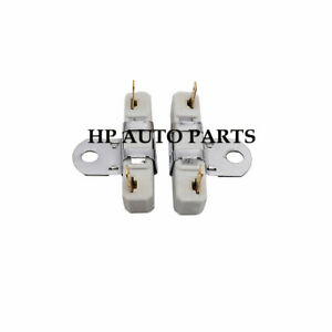 2 PCS 8NE10306 Electrical Ignition Resistor for Ford Tractor 2N 8N 9N