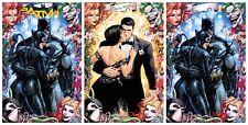 BATMAN #50 Tyler Kirkham Virgin Variant Cover Set DC Rebirth 1st Print New NM