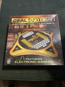 Deal or No Deal Electronic Tabletop Game 2006 Irwin Toys w/ Instructions Tested