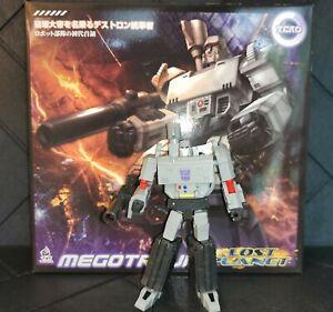MFT Mech Fan Toys MF-0 Megatron Mechfans Zero Legends scale Lost Planet