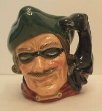 Royal Doulton Dick Turpin D6535 Small size Character Jug - Style 2 Horse handle