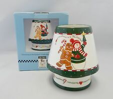 Midwest of Cannon Falls Sandi Evans Jolly Follies Candle Lamp