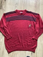Vintage Best Company Red Pullover Size XL.