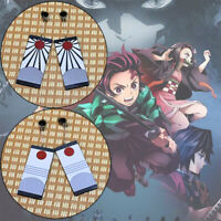Demon Slayer Kimetsu no Yaiba Tanjiro Tanjirou Kamado Earrings Costume Cosplay