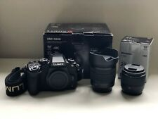 Panasonic Lumix G85 with 12-60mm Kit and 25mm f1.7 Lens