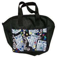 New #1 Bingo Dauber Bag  6 Pocket Tote Bag Multi Colored