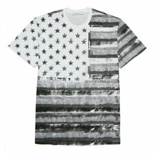 GIVENCHY MEN'S STARS AND STRIPES IN BLACK T-SHIRT  BNWT 100% AUTHENTIC!