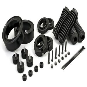 """Daystar KT09110BK Black 2.5"""" Comfort Ride Lift Kit for 01-06 Toyota Sequoia"""