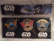 DISNEY TRADING PIN PACK - STAR WARS REBEL SQUADRON HONG KONG DISNEYLAND HKDL